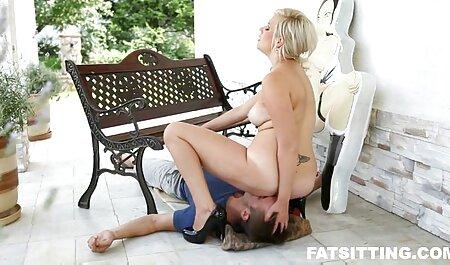 Doamna învață sexul unui prieten și prieten. filmexxx in familie